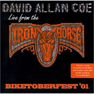 Live From The Iron Horse Saloon - Biketoberfest '01 (CD)