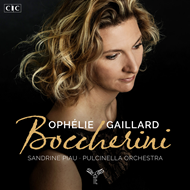Produktbilde for Boccherini: Stabat Mater & Concertos (UK-import) (2CD)