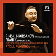 Produktbilde for Kirill Kondrashin Conducts Rimsky-Korsakov And Franck (UK-import) (CD)