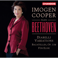 Produktbilde for Imogen Cooper Plays Beethoven (UK-import) (CD)
