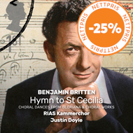 Produktbilde for Britten: Hymns To St Cecilia (UK-import) (CD)
