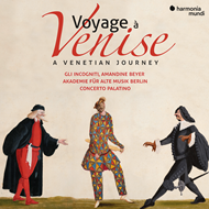 Produktbilde for A Venetian Journey (UK-import) (3CD)