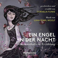 Produktbilde for Ein Engel In Der Nacht (German Audiobook) (USA-import) (CD)