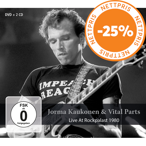 Live At Rockpalast 1980 (2CD + DVD)