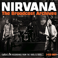 Produktbilde for The Broadcast Archives (3CD)