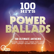 100 Hits - Power Ballads (5CD)