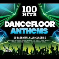 100 Hits - Dancefloor Anthems (5CD)