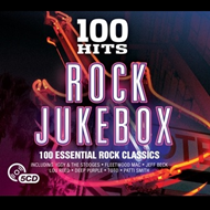 100 Hits - Rock Jukebox (5CD)