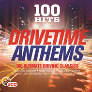 100 Hits - Drivetime An Thems (5CD)