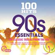 100 Hits - 90s Essentials (5CD)