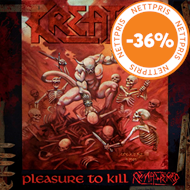 Pleasure To Kill (CD)