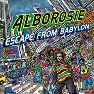 Produktbilde for Escape From Babylon (CD)