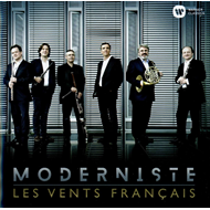 Produktbilde for Les Vents Francais - Moderniste (2CD)