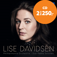 Produktbilde for Lise Davidsen (CD)