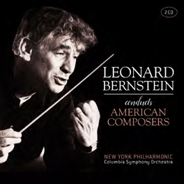 Leonard Bernstein Conducts American Composers (2CD)