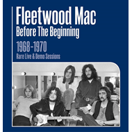 Before The Beginning: 1968-1970 Rare Live & Demo Sessions (3CD)