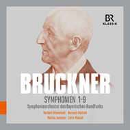 Produktbilde for Bruckner: Symphonies Nos. 1-9 (9CD)