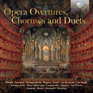 Produktbilde for Opera Overtures, Choruses And Duets (3CD)