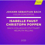 Produktbilde for Bach: Violin Concertos (2CD)