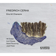 Produktbilde for Cerha: Eine Art Chansons (CD)