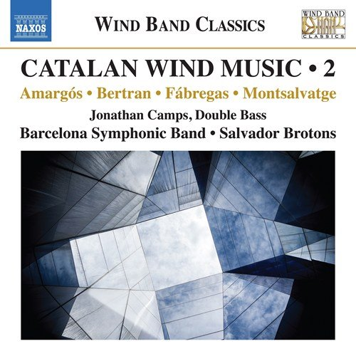 Catalan Wind Music, Vol. 2 (CD)