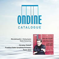 Ondine Catalogue + Album (CD)