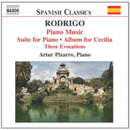 Artur Pizarro - Rodrigo: Piano Music 2 (CD)