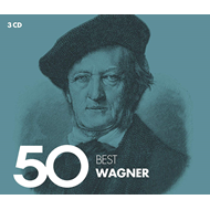 Produktbilde for 50 Best Wagner (3CD)