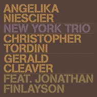 Produktbilde for New York Trio (CD)