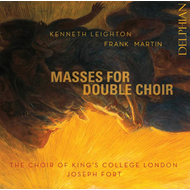 Masses For Double Choir (CD)