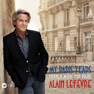 Produktbilde for Alain Lefèvre - My Paris Years (CD)