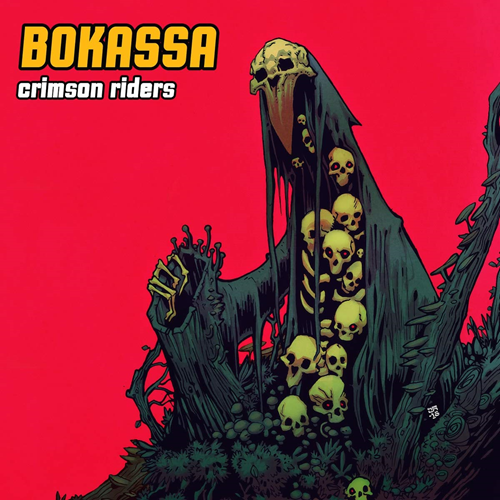 Crimson Riders (CD)