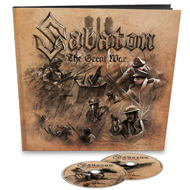 Produktbilde for The Great War - Limited Earbook Edition (2CD)