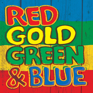 Produktbilde for Red Gold Green & Blue (CD)