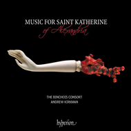 Produktbilde for Music For Saint Katherine Of Alexandria (CD)