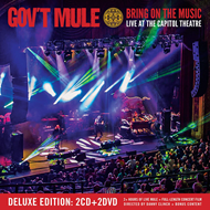 Produktbilde for Bring On The Music - Live At The Capitol Theatre (2CD + 2DVD)