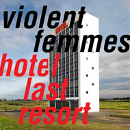 Hotel Last Resort (CD)