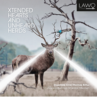Produktbilde for Xtended Hearts And Unheard Herds (CD)