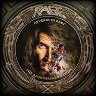 Produktbilde for 10 Years In Rage (2CD)