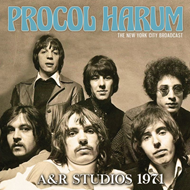 Produktbilde for A&R Studios 1971 (CD)