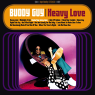 Produktbilde for Heavy Love (CD)