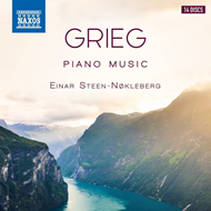 Produktbilde for Grieg: Complete Piano Music (14CD)
