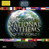 Produktbilde for The Complete National Anthems Of The World - 2019 Edition (10CD)