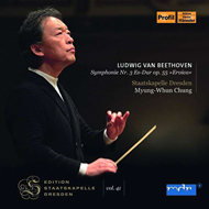 Beethoven: Edition Staatskapelle Dresden Vol. 41: Symphony No. 3 (CD)