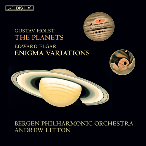 Holst: The Planets;Elgar: Enigma Variations (SACD-Hybrid)