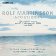 Produktbilde for Martinsson: Into Eternity (SACD-Hybrid)