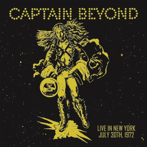 Live In New York;July 30th 1972 (CD)