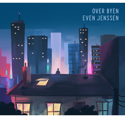 Over Byen (CD)