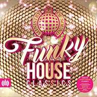 Produktbilde for Funky House Classics - Ministry Of Sound (4CD)