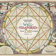 Produktbilde for Galilei: The Well-Tempered Lute (UK-import) (CD)